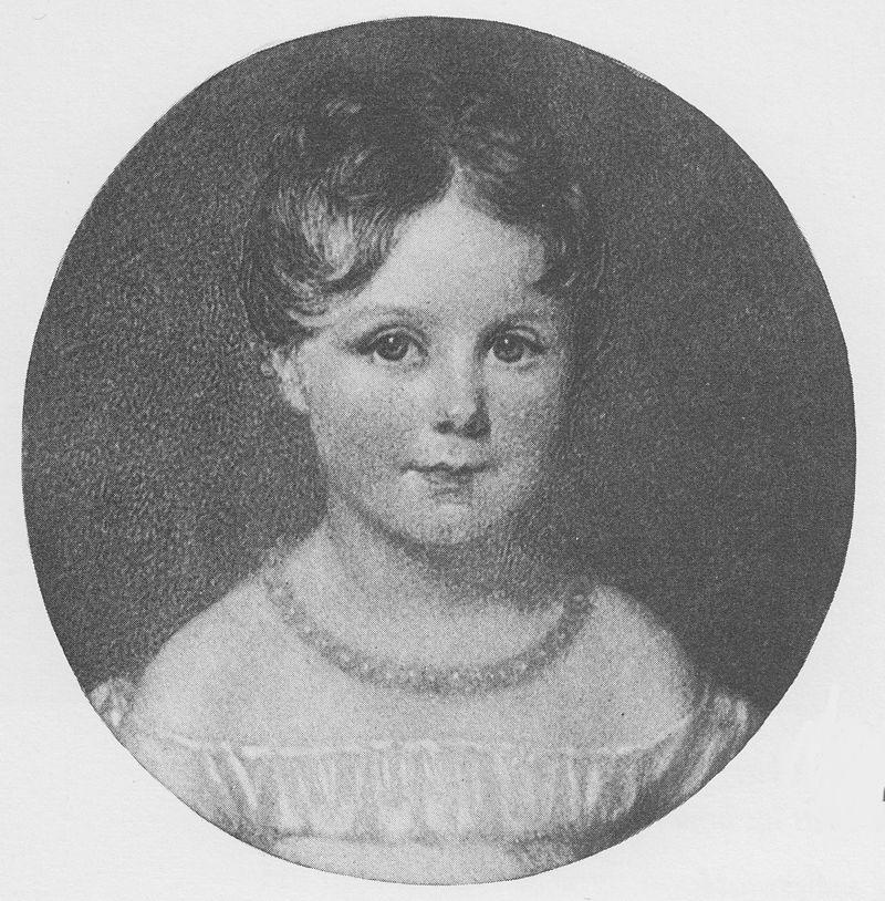 Ada aged 4