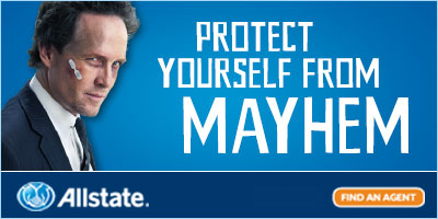 protect yourself from mayhem