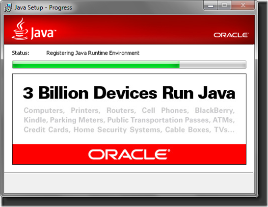 java devices