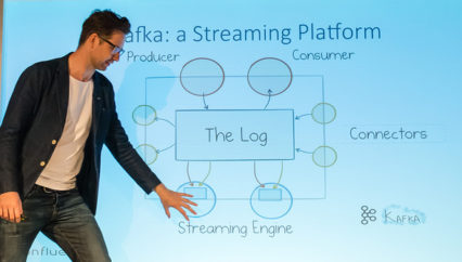 What even is streaming data and Kafka? What is a message bus? Everything you ever wanted to know about modern event-driven architectures but were afraid to ask.